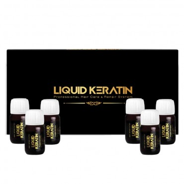 Saf Keratin Serum Seti (6x20ml)